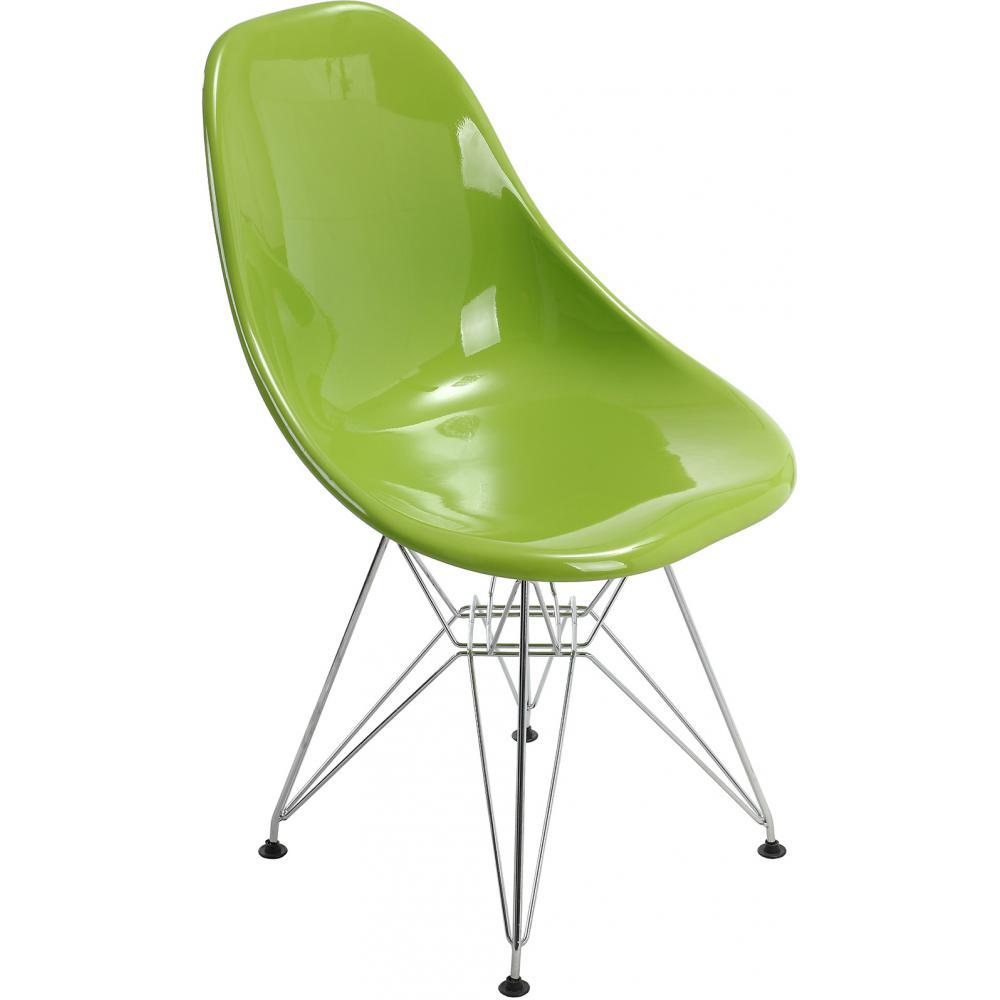 Chaise daw charles eames patchwork - Chaise daw charles eames ...