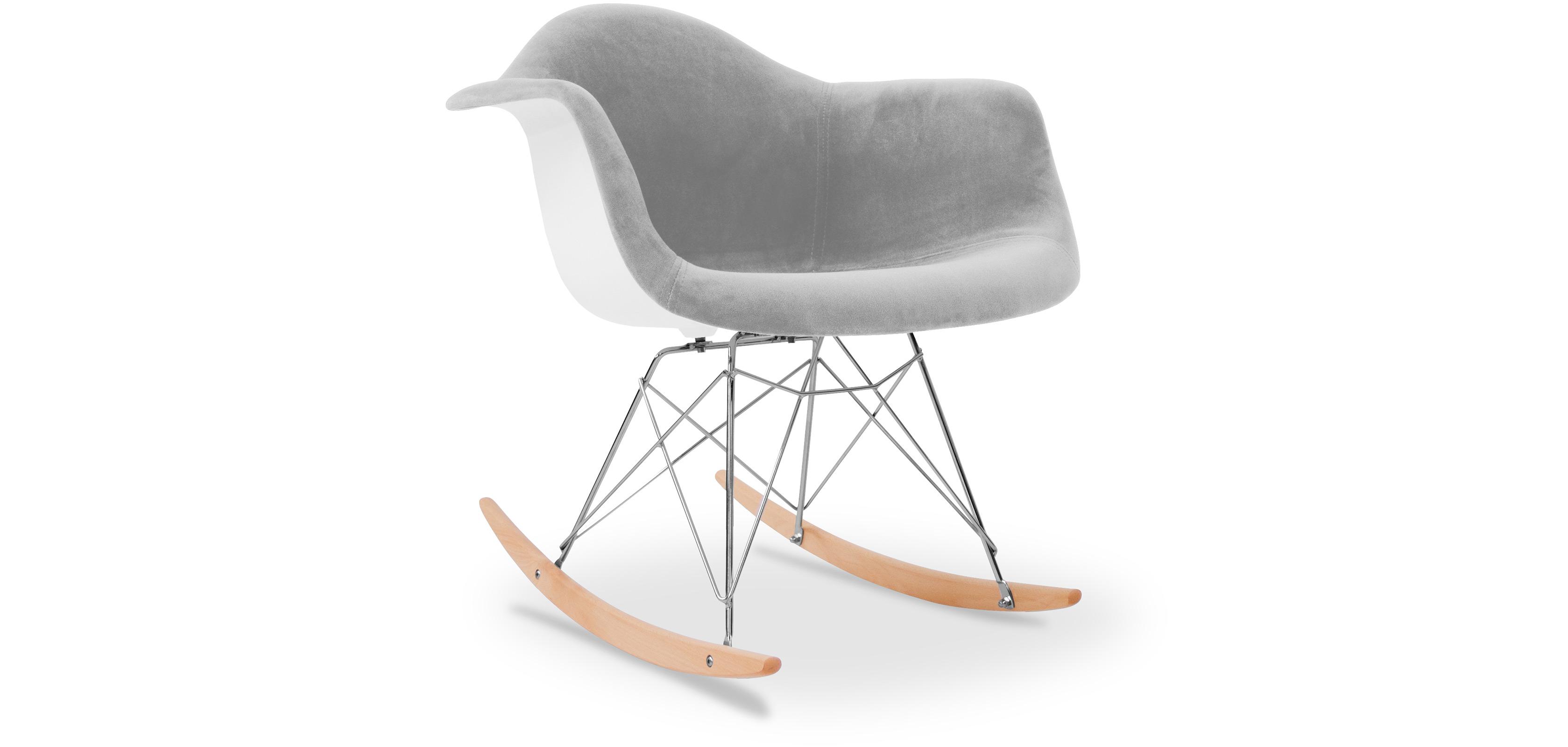 Chaise bascule balance tissu for Chaise qui se balance