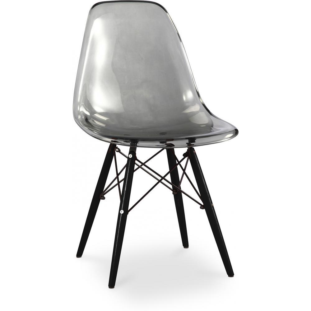 chaise tulipe pivotante eero saarinen coque blanche. Black Bedroom Furniture Sets. Home Design Ideas
