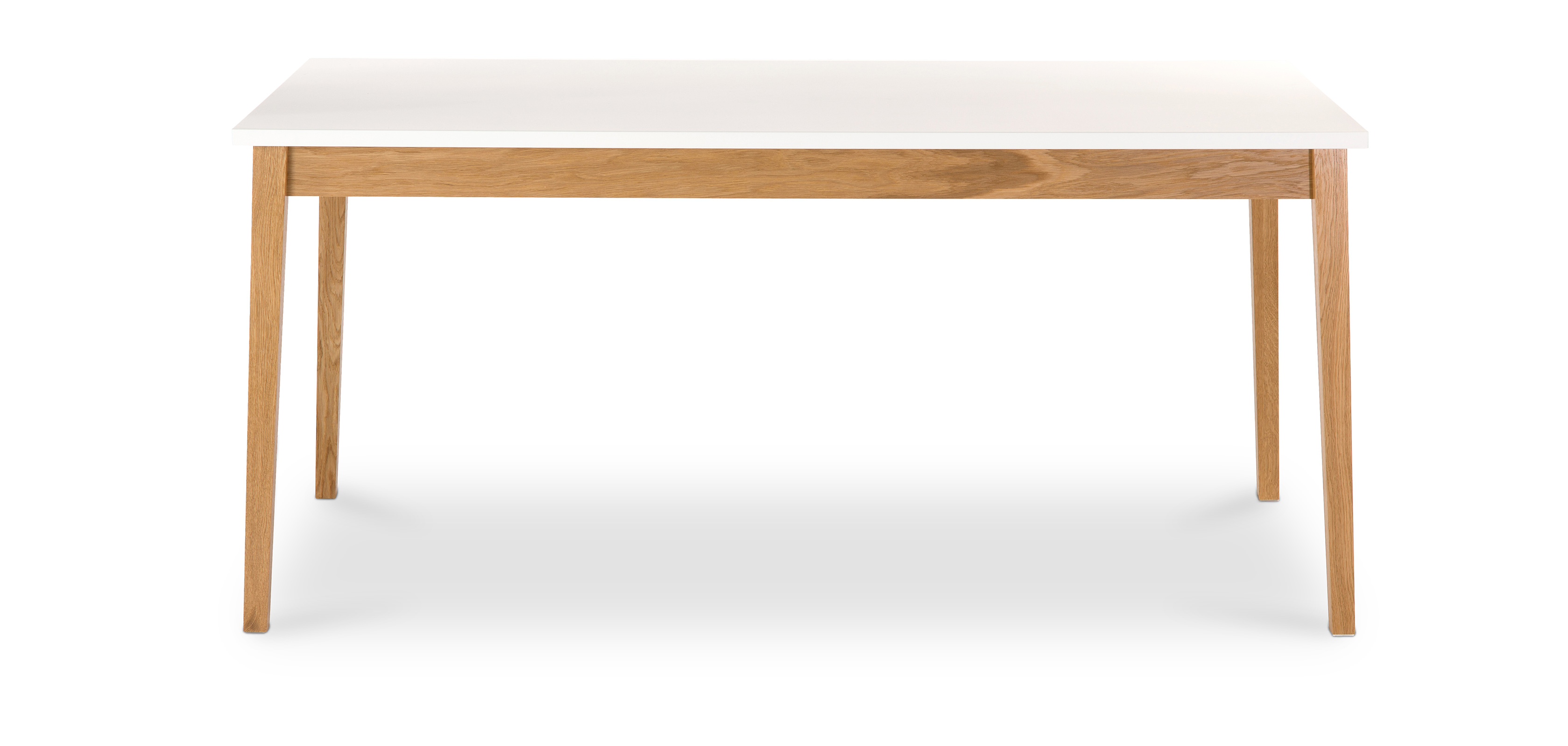Table de salle manger de style scandinave miurem - Table salle a manger style scandinave ...