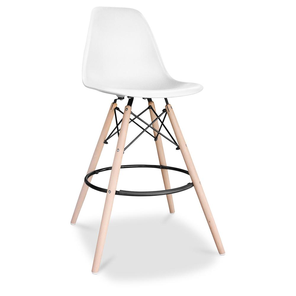 tabouret de bar daw charles eames. Black Bedroom Furniture Sets. Home Design Ideas