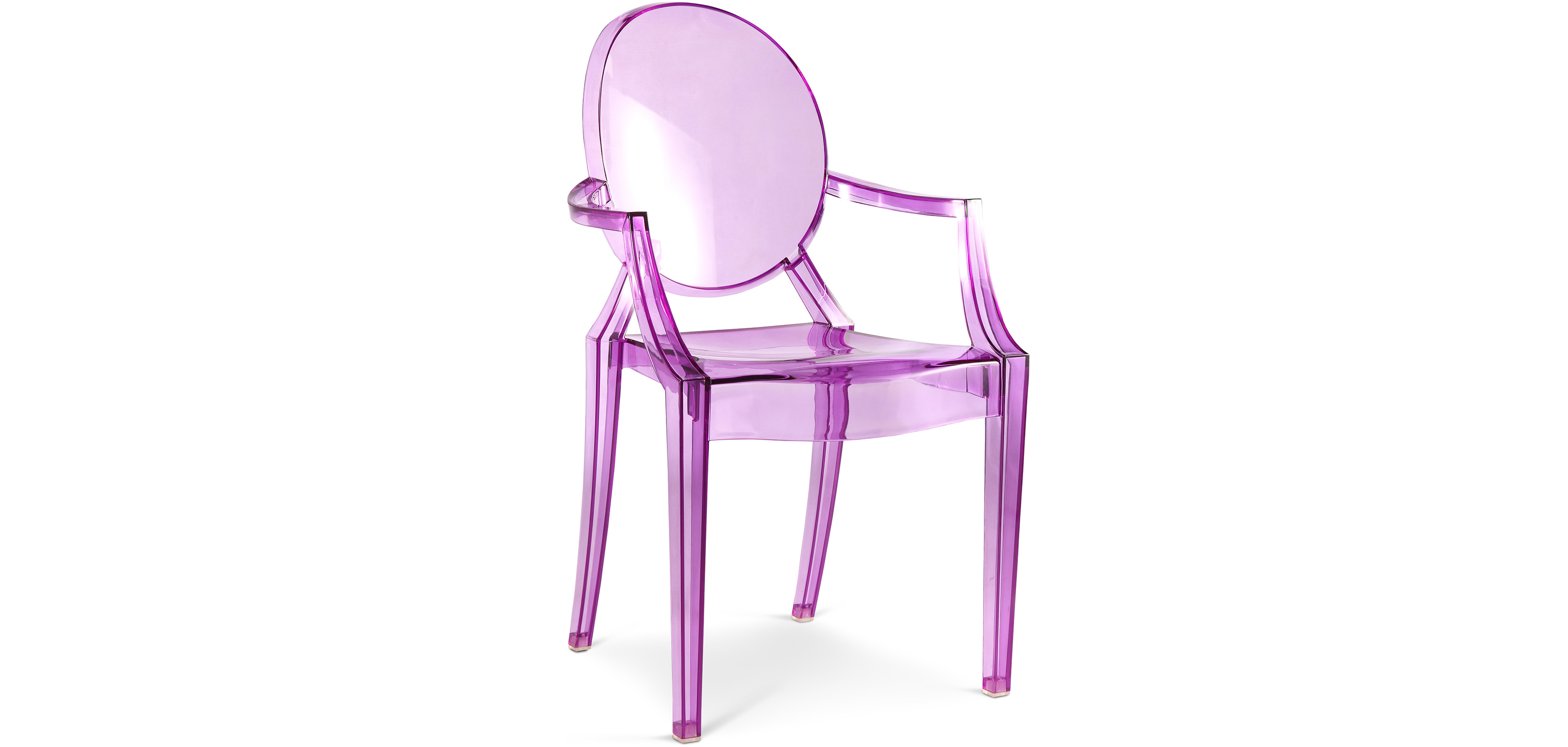 chaise enfant lou lou ghost philippe starck. Black Bedroom Furniture Sets. Home Design Ideas