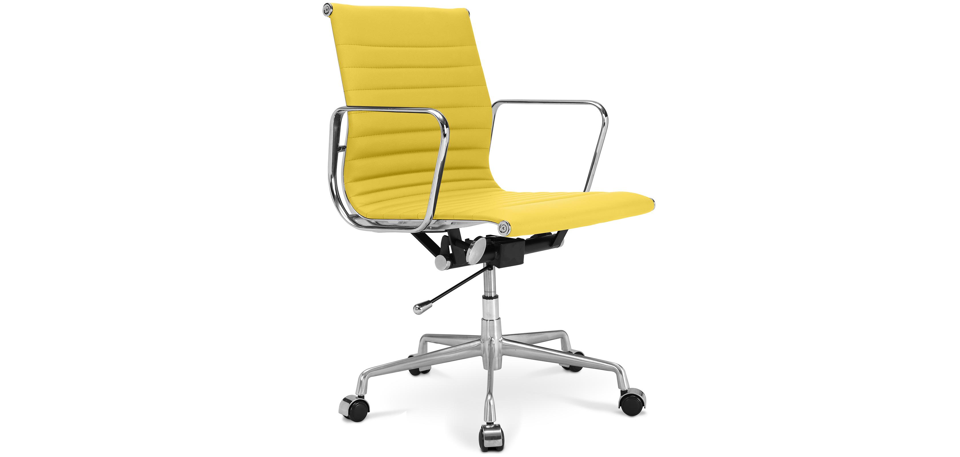 Chaise bureau alu group ea 117 charles eames for Charles eames chaise bureau