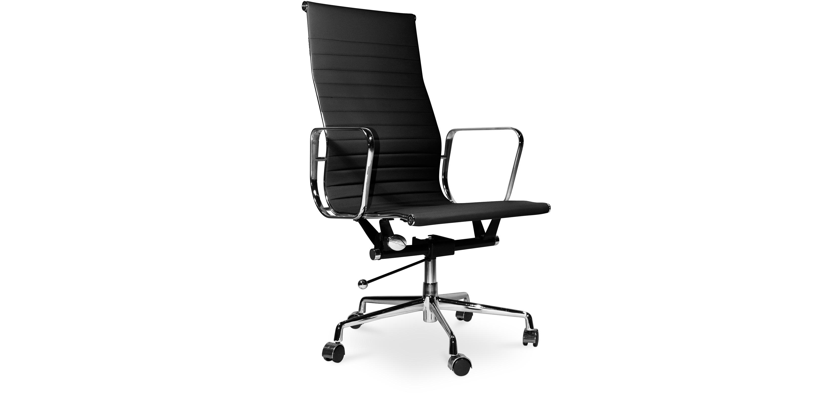 chaise bureau 219 simili cuir roulette. Black Bedroom Furniture Sets. Home Design Ideas