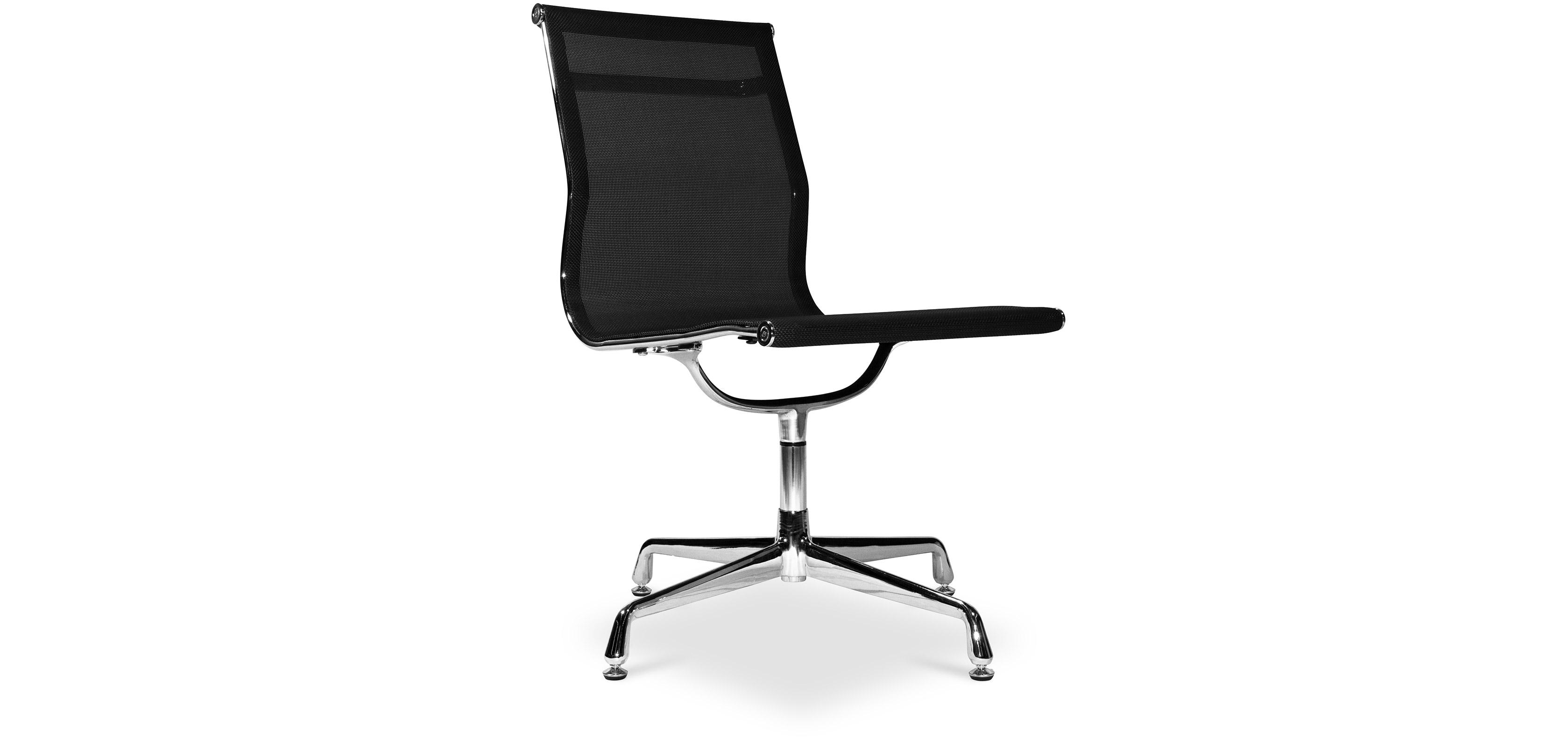chaise de bureau aluminium group ea 105 charles eames. Black Bedroom Furniture Sets. Home Design Ideas