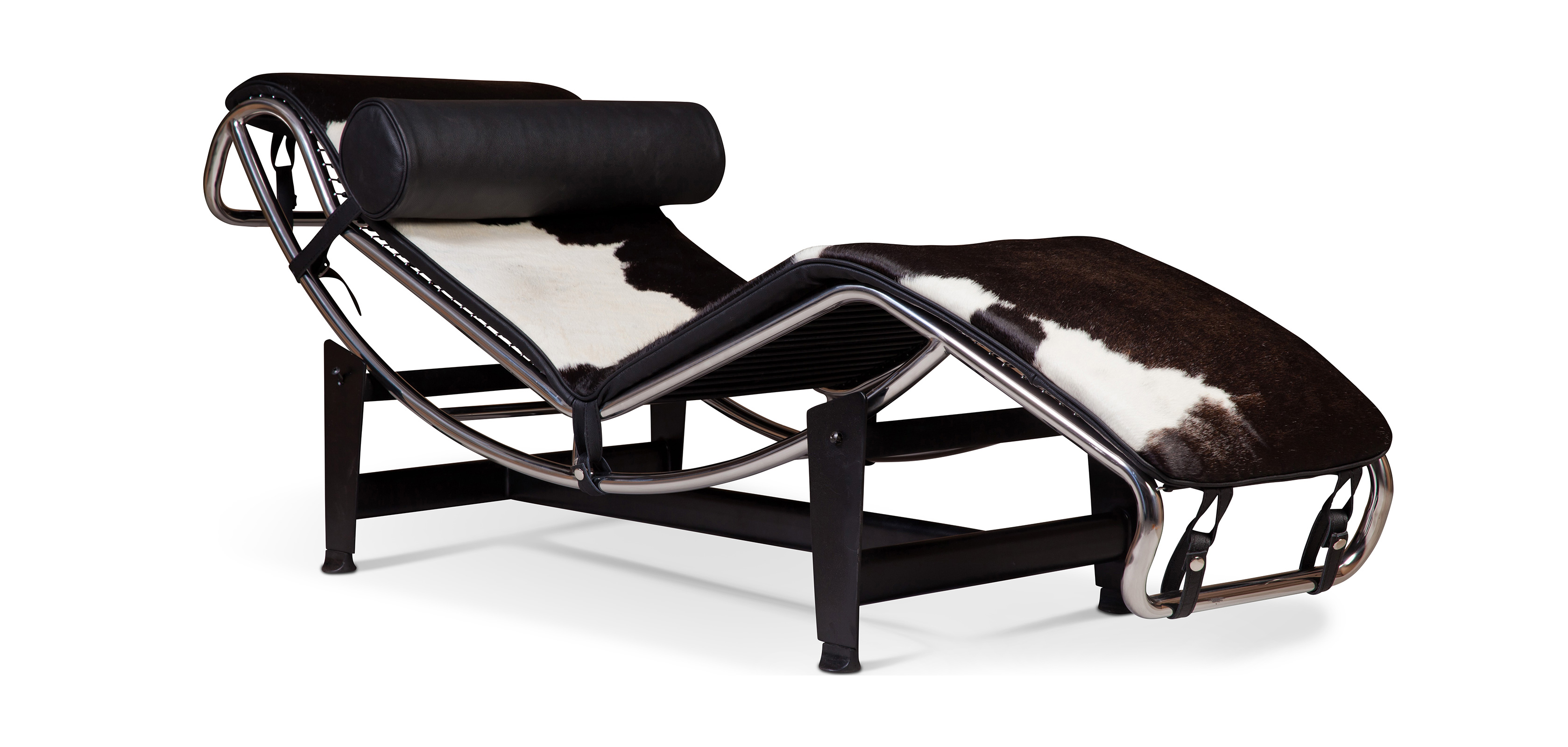 chaise longue lc4 pony charles le corbusier. Black Bedroom Furniture Sets. Home Design Ideas