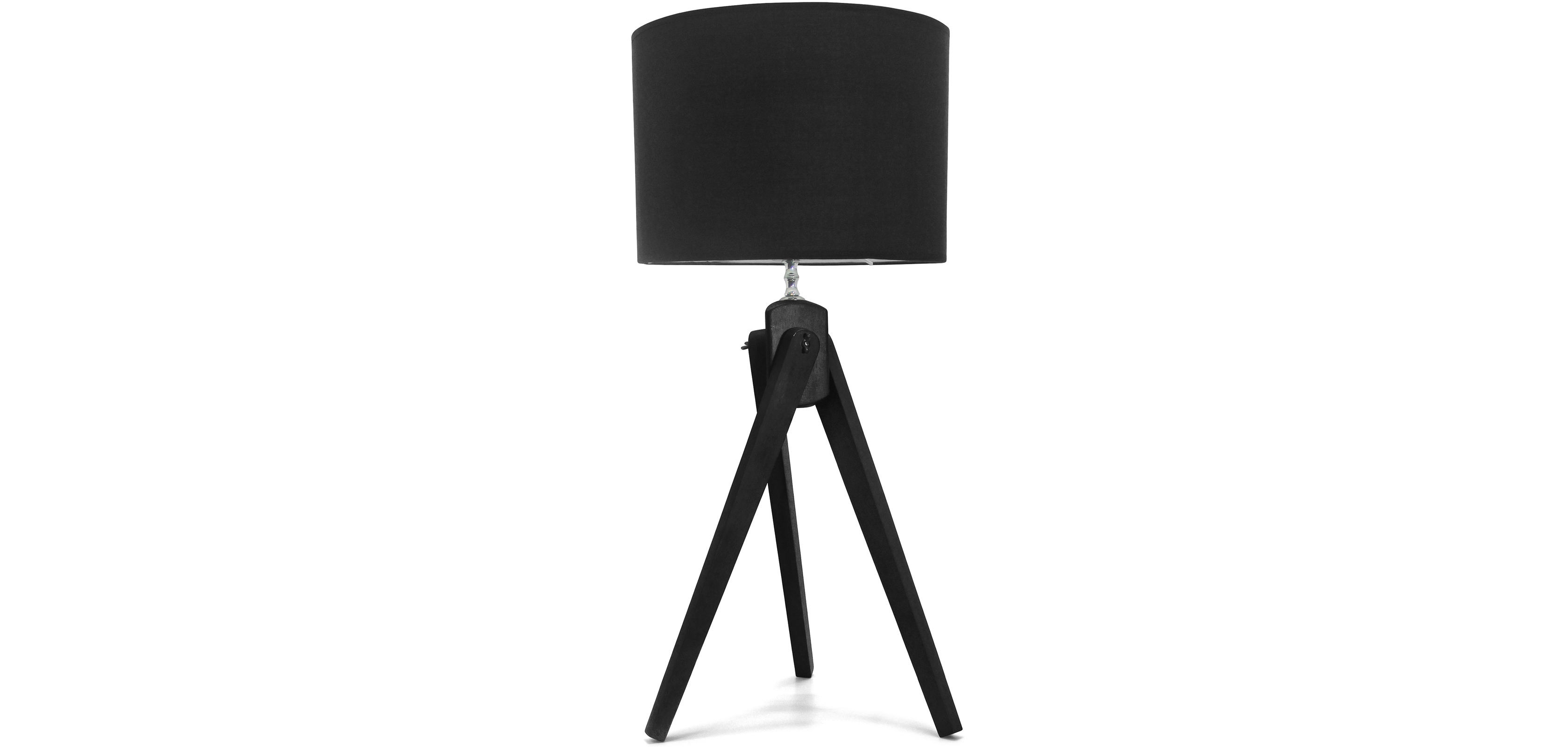 lampe du bureau tr pied style nordique bois. Black Bedroom Furniture Sets. Home Design Ideas