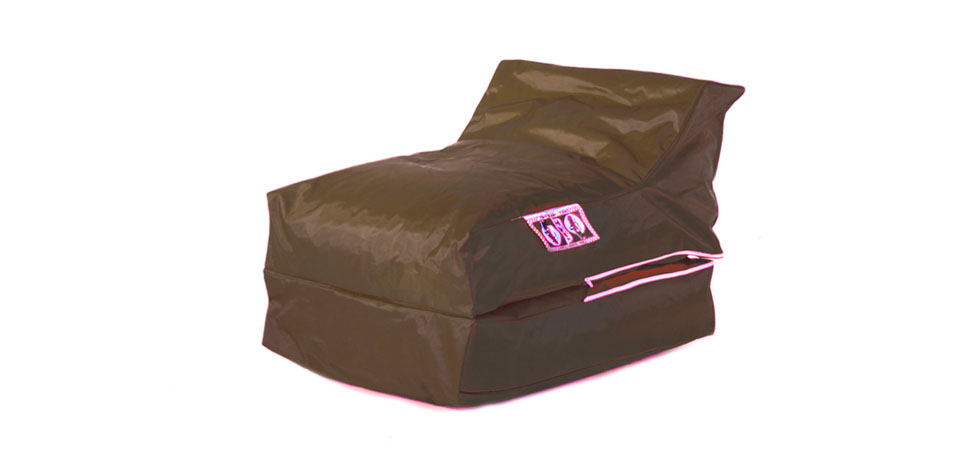 housse de pouf chauffeuse polyester int rieur ext rieur. Black Bedroom Furniture Sets. Home Design Ideas