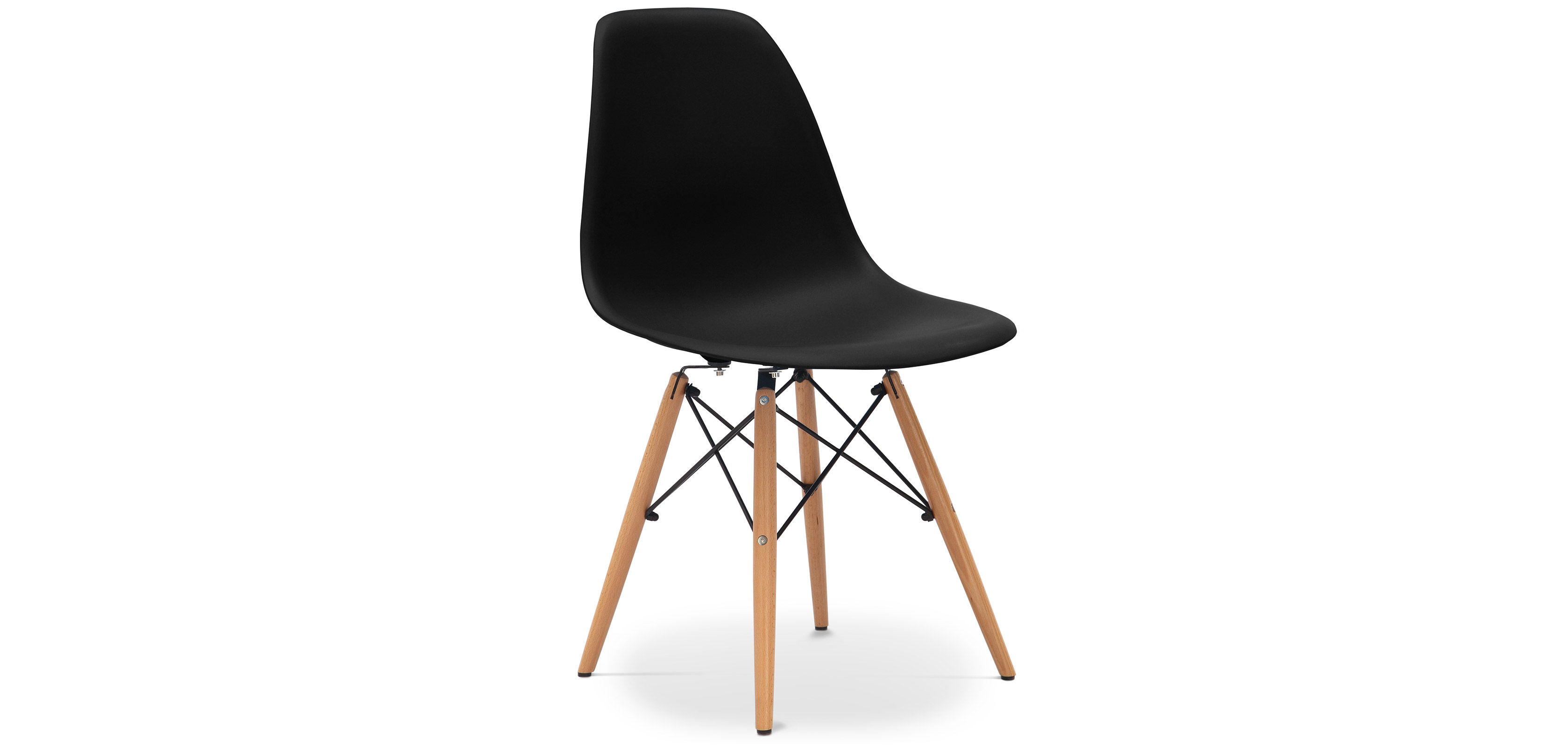 chaise dsw charles eames. Black Bedroom Furniture Sets. Home Design Ideas