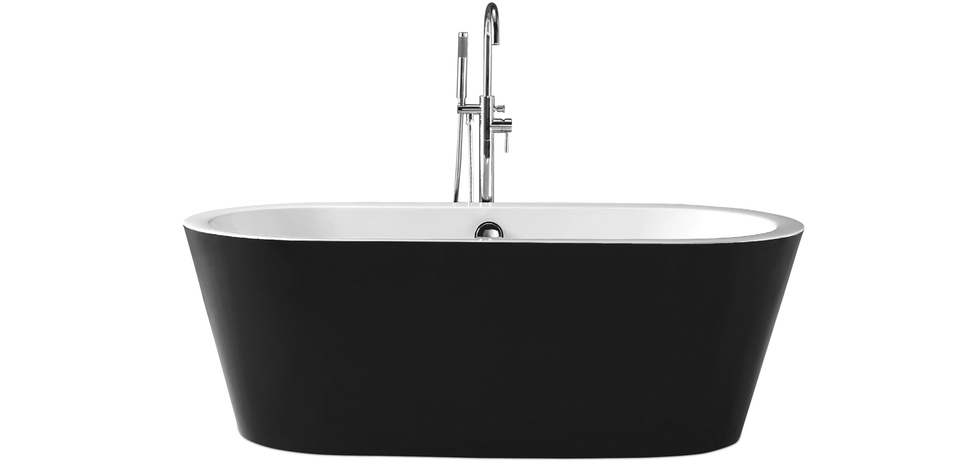 baignoire d angle noire baignoire balneo duangle. Black Bedroom Furniture Sets. Home Design Ideas